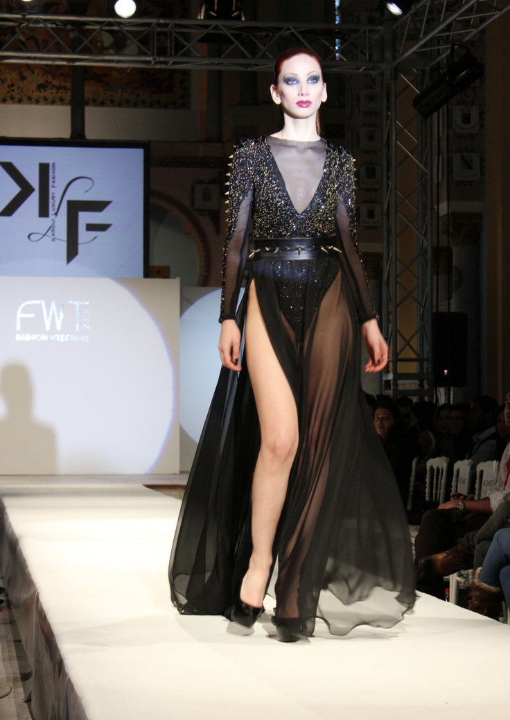 Tunis Fashion Week - Day 3 - Middle East Fashion