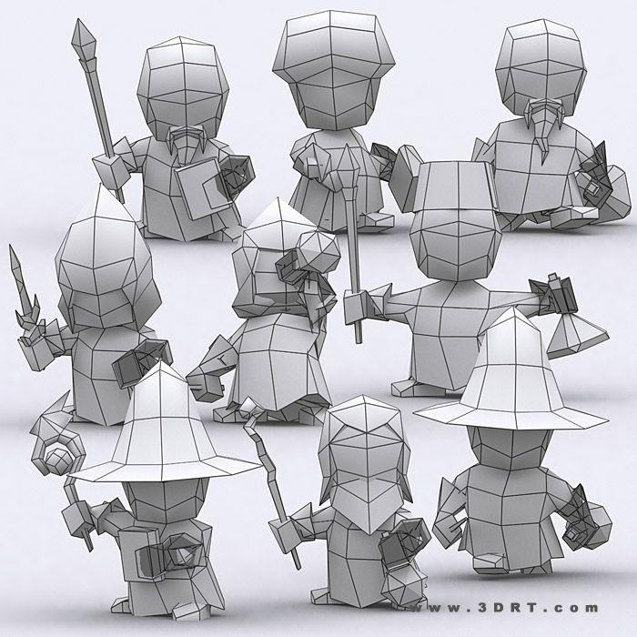 「ゲームモデル maya」の画像検索結果