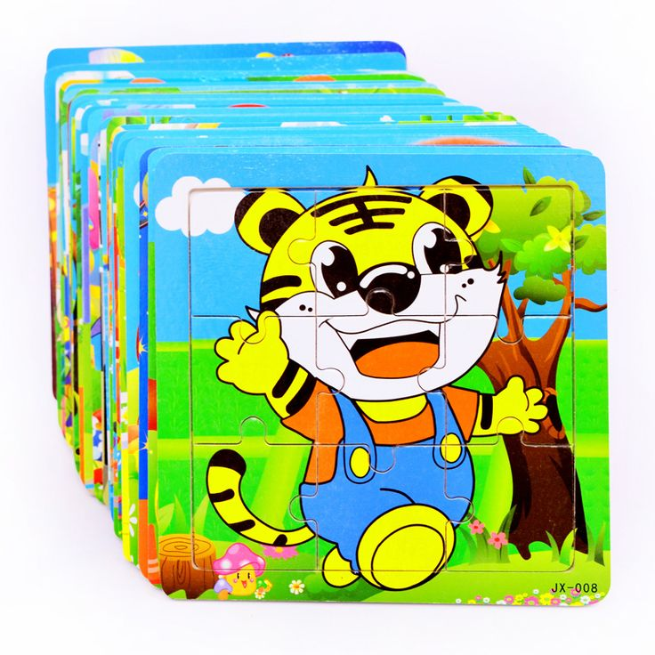 Modern Cartoon Baby Puzzle Set Toys Wooden Education Learning Toy For Kids panda Cow Frog Bee Hedgehog  free shipping #>=#>=#>=#>=#> Click on the pin to check out discount price, color, size, shipping, etc. Save and like it!