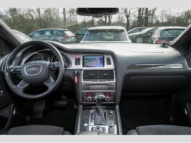 Audi Q7 V8 4.2 TDI 3x S-LINE XENON NAVI PANOR LEDER NUR H Weiß - 2
