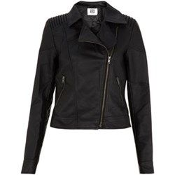 Black Melody Biker Jacket