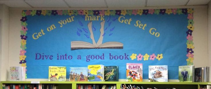 Dive into a good book at the Danville Public Library