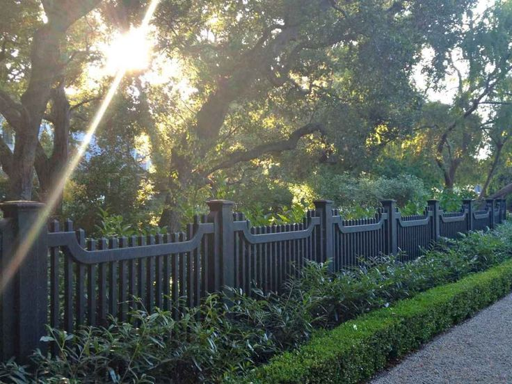 Awesome Modern Front Yard Privacy Fences Ideas 65 In 2020