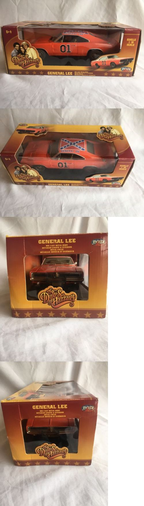 Dukes of Hazzard 20908: Joyride Dukes Of Hazard General Lee 1969 Dodge Charger Die Cast 1:18 Scale Nib -> BUY IT NOW ONLY: $92.99 on eBay!