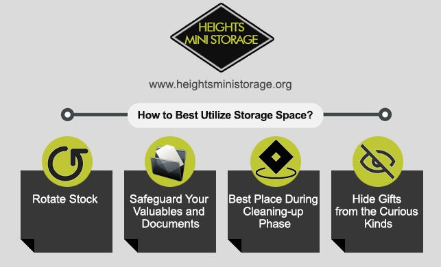 Heights Mini Storage is the leading storage facility that offers storage units and moving storage services in Houston, Texas.