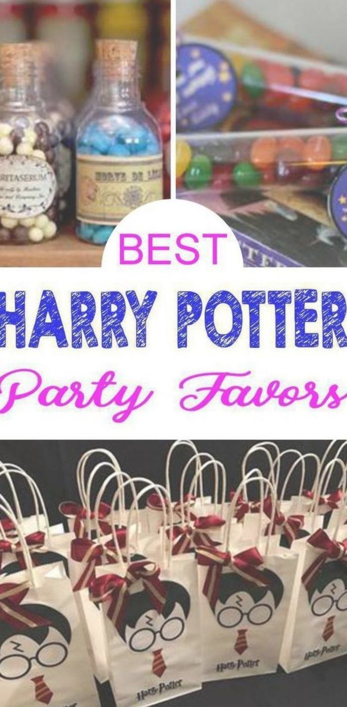Incredible Party Favors Harry Potter Party Favor Ideas For Kids