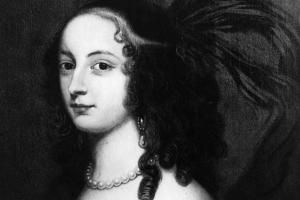 Sophia of Hanover, Electress of Hanover from a painting by Gerard Honthorst - Hulton Archive/Getty Images