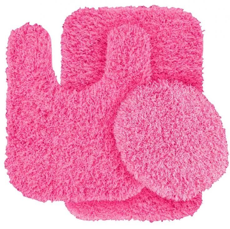 Die besten 25+ Pink bathroom rugs Ideen auf Pinterest Rosa graue - schlafzimmer ideen pink
