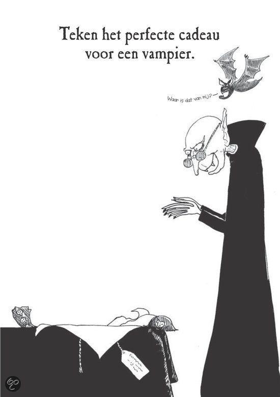 ¿Cuál es el regalo perfecto para un vampiro?