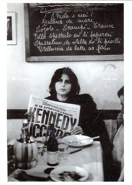 anna magnani - 23 novembre 1963