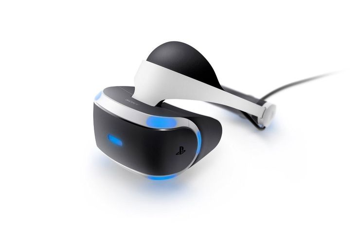 PREORDER NEW Sony Playstation VR Virtual Reality Headset PS4 for the Sony Playstation 4.