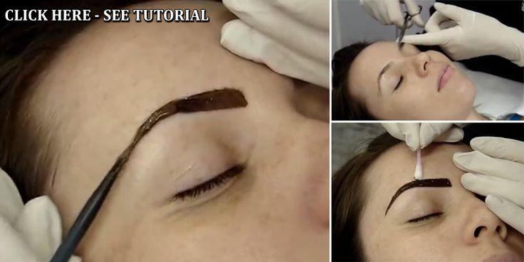 Cómo teñir las cejas con henna – Tutorial completo