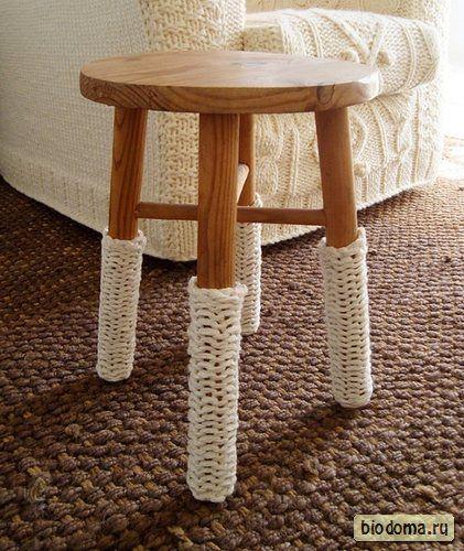 Старые стулья: 70 идей реставрации своими руками - Дом из соломы ...
