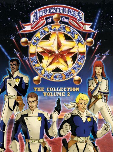 Amazon.com: Adventures of the Galaxy Rangers Collection Vol. 2: Jerry Orbach, Bob Bottone, Maia Danziger, Laura Dean, Earl Hammond, Doug Preis, Hubert Kelly: Movies & TV