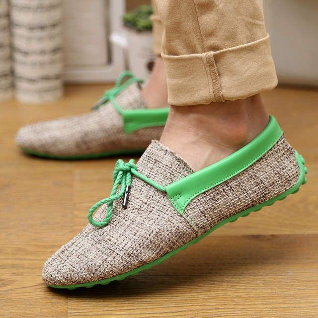 Zapatos Hombre Zapatillas calzado casuales para de encaje de zapatos