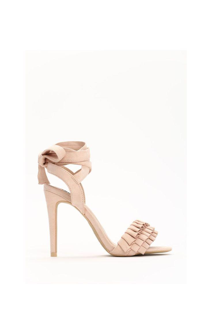 Beżowe Sandały Blussy