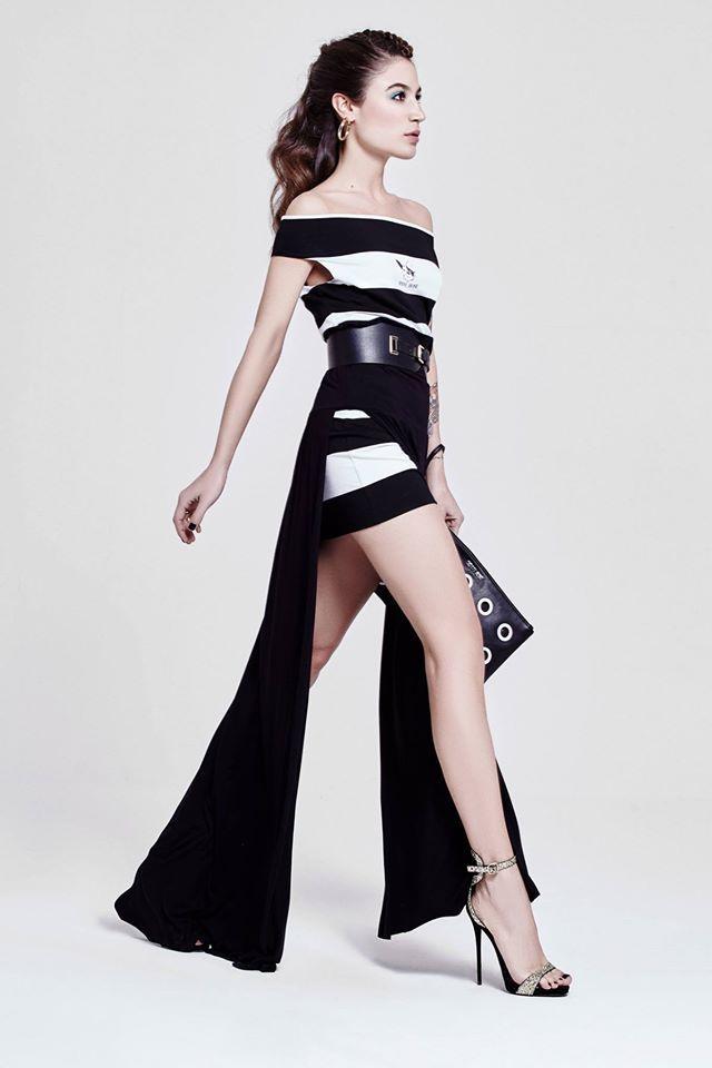 Женская одежда 2016. Платье DENNY ROSE 63DR21025