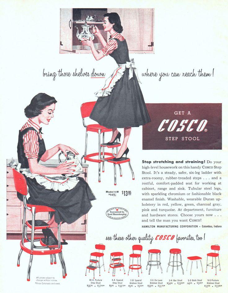 65 Best Cosco Ads Carts Stools Furniture Vintage