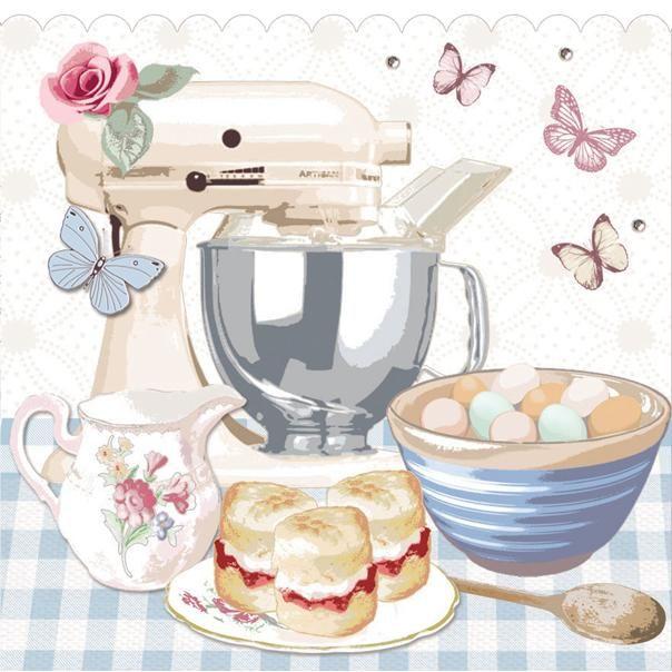 Baking Tools Utensilios para Hornear