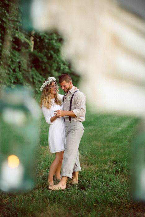 barefoot and carefree: First Dance, Bride Grooms, Romantic Wedding, Dreams, Wedding Ideas, Receptions Dresses, Flowers Crowns, Wedding Photo, Shorts Dresses