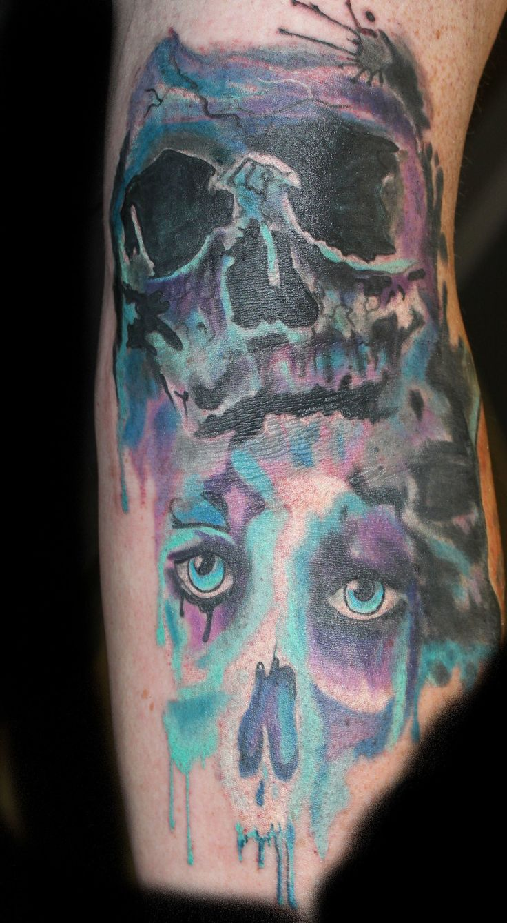 Custom Skulls Tattoo Pictures at Checkoutmyink.com