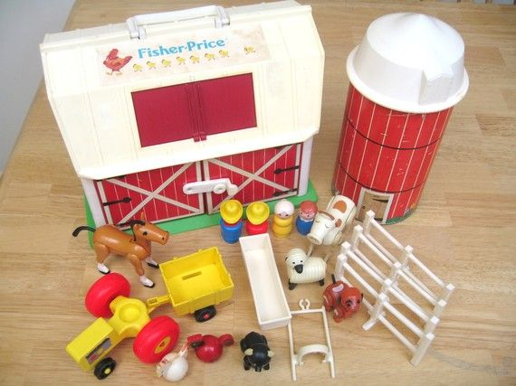 Fisher Price Farm Set