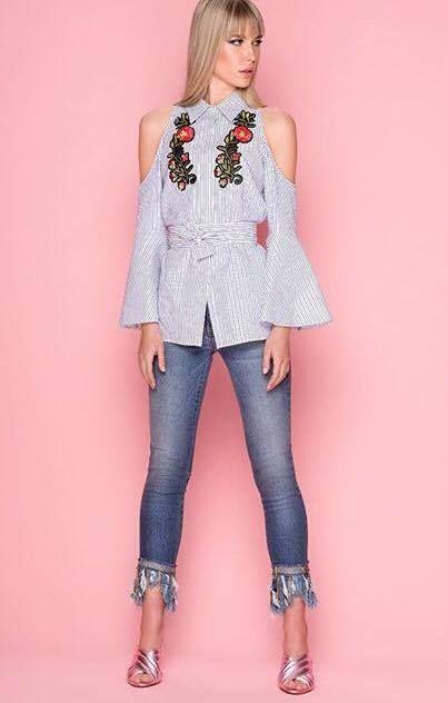 Ponto Moda: A Blusa Sahoco