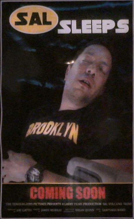 Impractical Jokers presents Sal Sleeps: the movie ;)