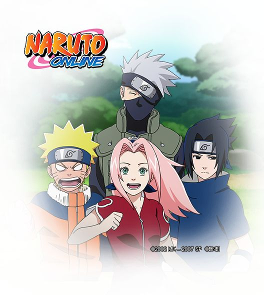 S250:Ero-Sennin -Naruto Online Server Webpage Information