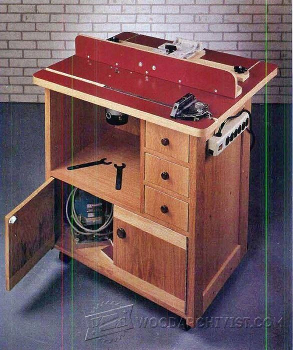 30 best router lift images on pinterest carpentry woodworking and router table plans router tips jigs and fixtures woodwork woodworking woodworking tips woodworking techniques greentooth Gallery