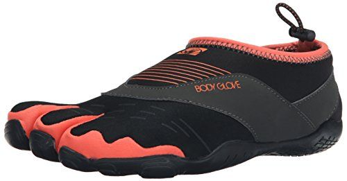 Body Glove Womens 3T Cinch Water Sport Shoe BlackCoral 9 W US >>> Check out this great product.
