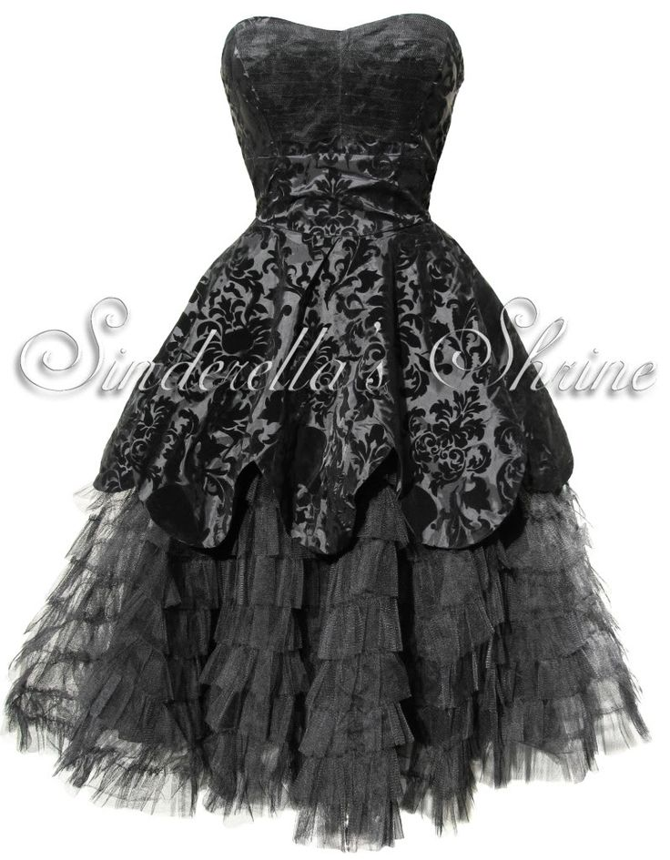 Hell Bunny Lavintage Victorian Dress $110.15