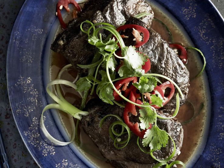 Chinese braised beef cheeks | RecipesPlus