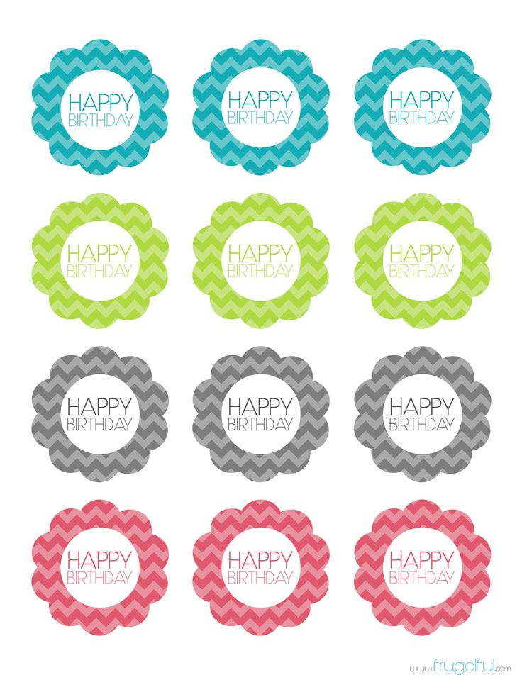 Cupcake Toppers : 17 Best images about Cupcake Toppers (Printable) on ...