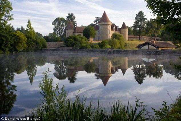 Like living a fairytale: French billionaire's incredible 11th century turreted castle is transformed into an 850-acre luxury resort