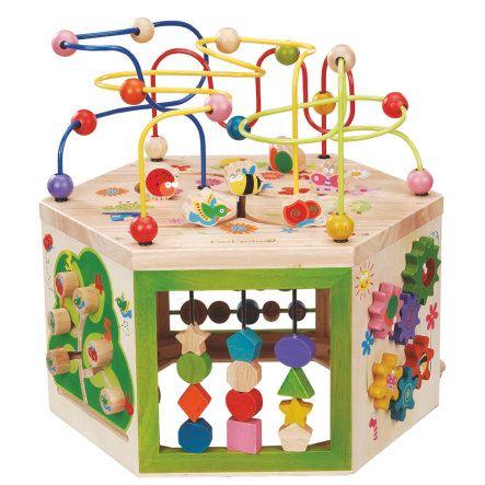 EverEarth® 7 in 1: Großes Garten-Spielcenter bei baby-markt.ch - Ab 80 CHF versandkostenfrei ✓ Schnelle Lieferung ✓ Jetzt bequem online kaufen!