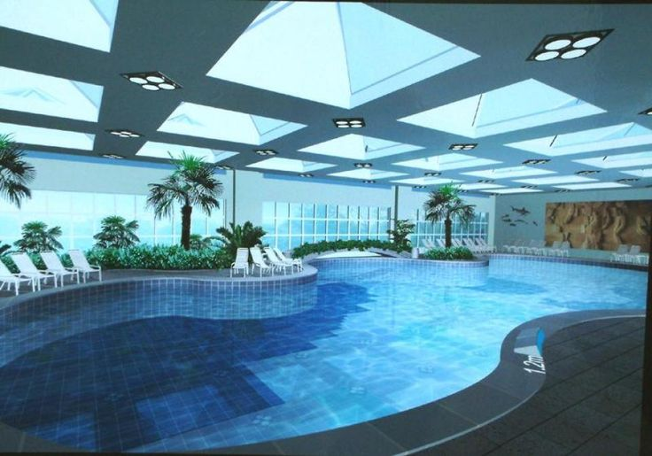 Cool House Design with Indoor Swimming Pool Ideas