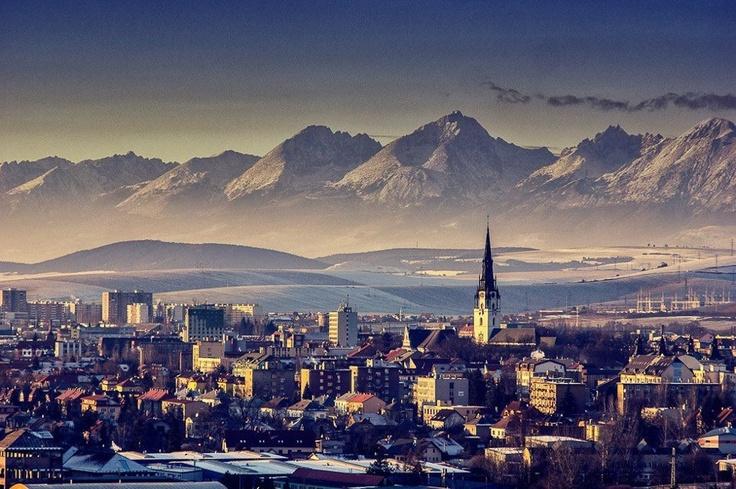 Spisska Nova Ves,High Tatras-Slovakia
