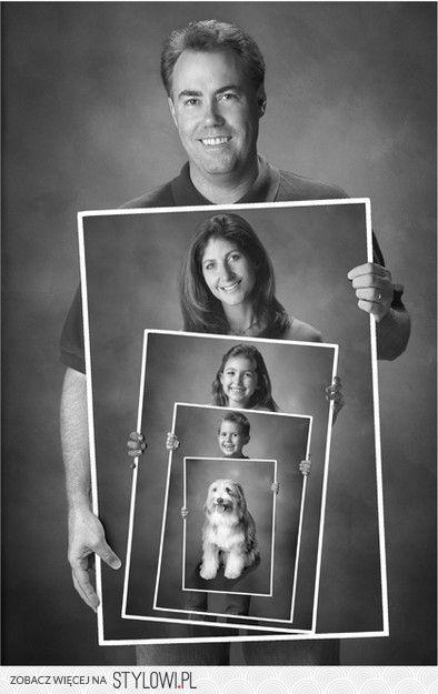 Idee für ein Familienfoto – # für #originale # Idee #Familie # Foto