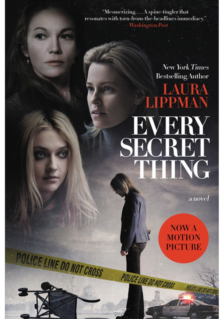 The thriller Every Secret Thing revolves around two teenage girls and the abduction and murder of a baby seven years earlier. Starring Diane Lane, Elizabeth Banks and Dakota Fanning, the movie casts more female leads than your average thriller (thank you!) and Laura Lippman, whose 2003 novel inspired the film, has deserved a big-screen treatment of her work for years.