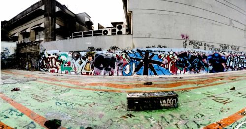 The Next - A Panoramic view of Intramuros' Street Art