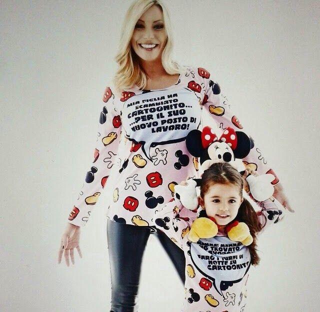 Giinevra Angelucci figlia di Karina Cascella e Salvatore Angelucci sfila per il nuovo marchio della madre