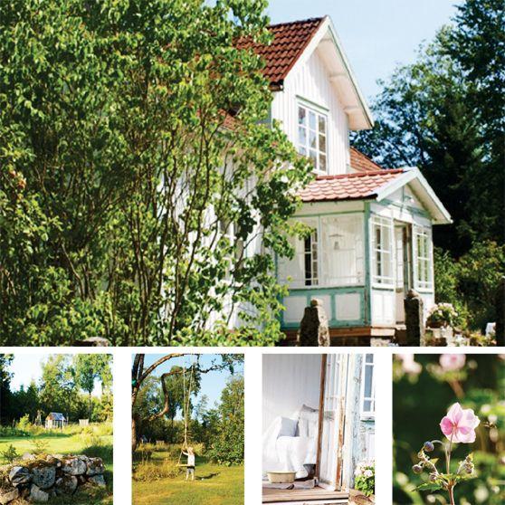 HavePlaner og PlanteBegejstring: Sverige
