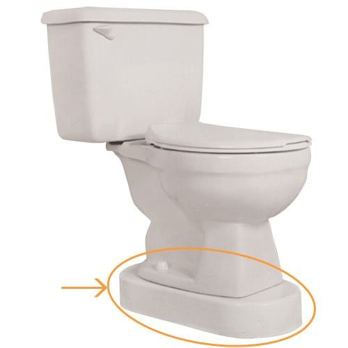 34 best bath safety toilet aids images on pinterest bathrooms safety and security guard for Best bathroom scale for elderly