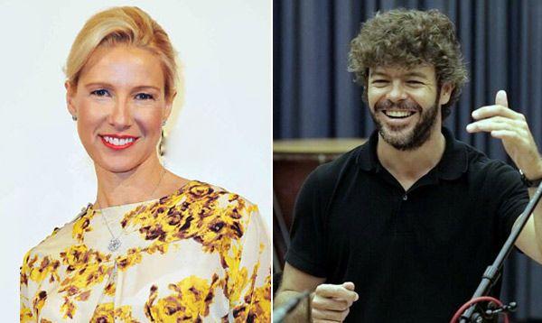 Anne Igartiburu y Pablo Heras-Casado viven su propio 'Otoño en Nueva York' #tele