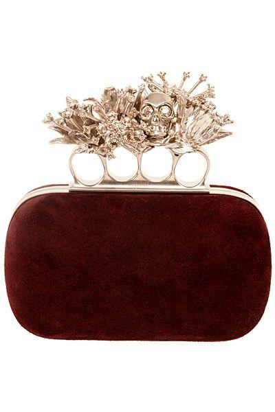 Alexander McQueen - Women's Bags - 2012 Fall-Winter