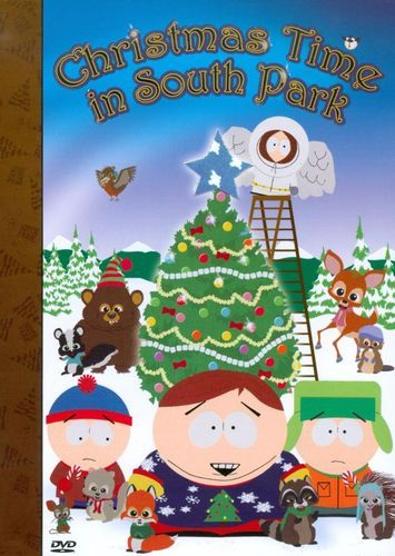 Christmas Time in South Park [DVD]