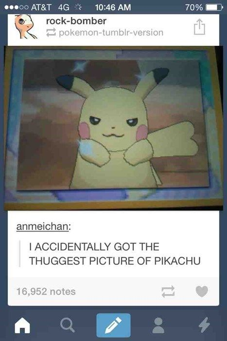 #ThugLife   pokemon   Pinterest   Pokémon and Pikachu