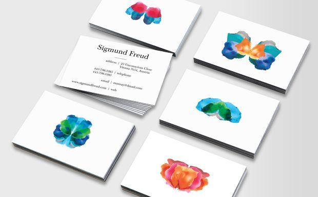 Mock branding for Sigmund Freud
