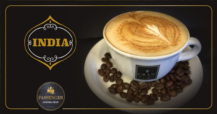 India Espresso Blend: Σπάνιος και εξωτικός καφές από την Ινδία.